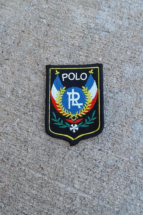 Polo Uni Patch
