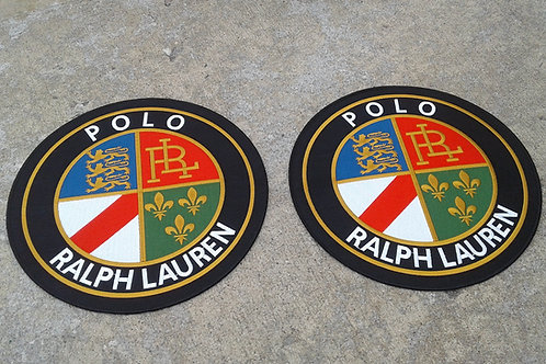 """Polo Cookie """"Patch"""" 6 Inch"""