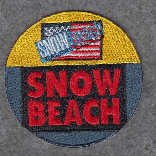 Snow Beach - Patch