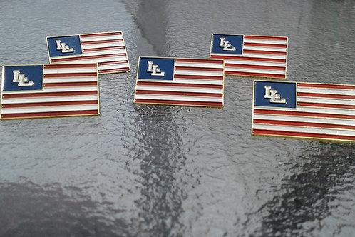 Lo Life: American Classic (Lapel Pin)