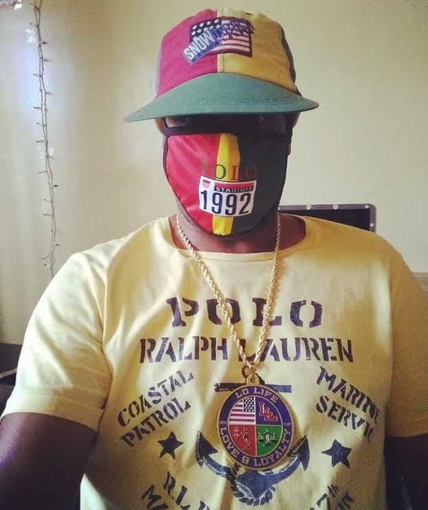 POLO STADIUM (RASTA) FACE MASK