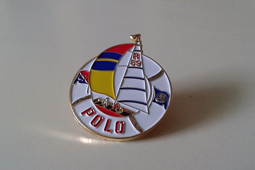 "Polo ""Sail Boat"" Lapel Pin"