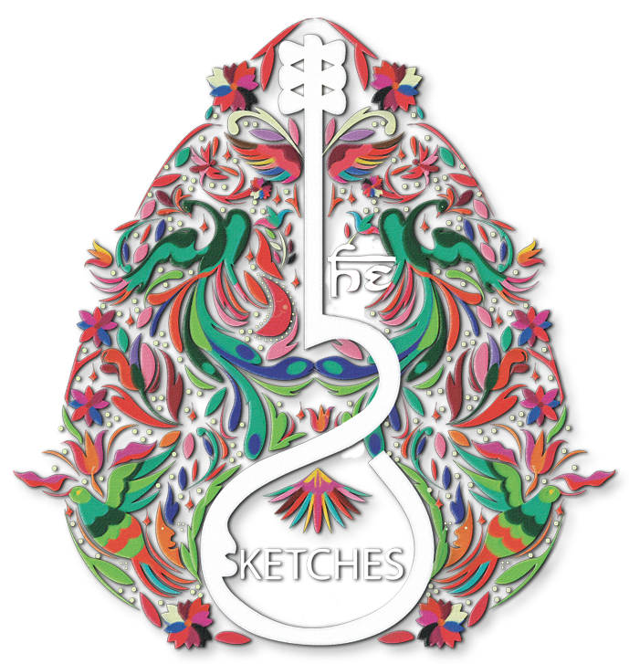 Logo Design for The Sketches .png