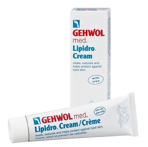 Gehwol Med   Crème Lipidro pour les pieds très secs