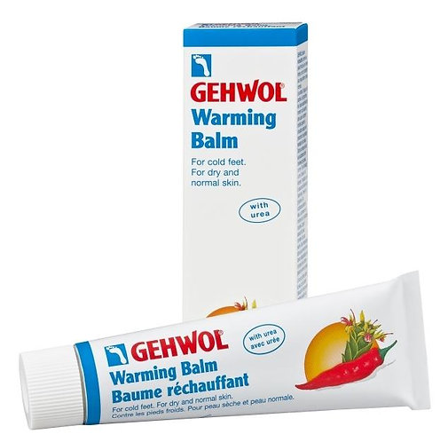 Gehwol  Baume chauffant | Pieds froids secs ou normaux