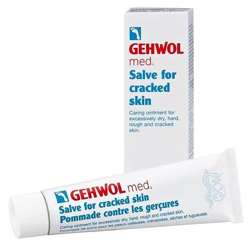Gehwol Med   Pommade pour peau craquelée & gerçures