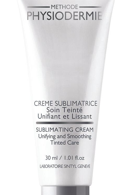 Crème teintée sublimatrice