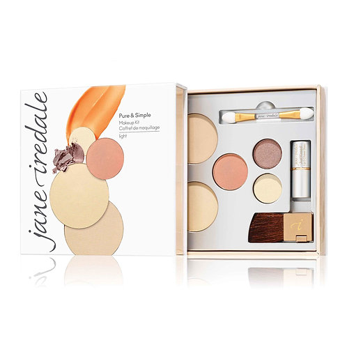 Ensemble de maquillage Pure & Simple