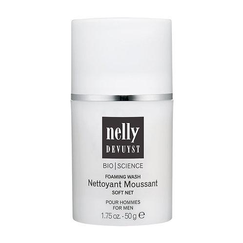 Soft Net Nettoyant Moussant – Pour Hommes