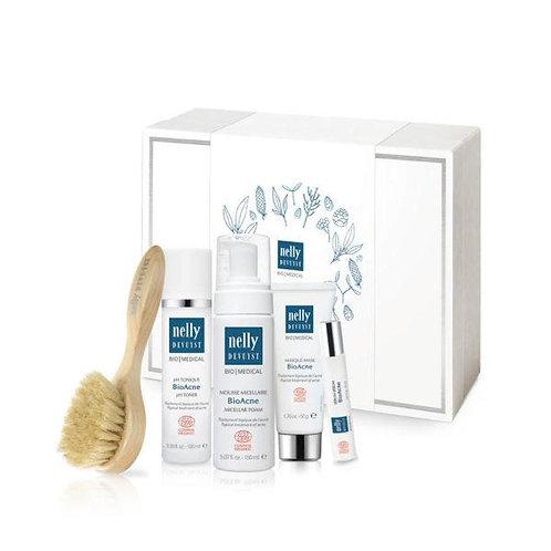 Coffret Essentiels Traitement de l'acné