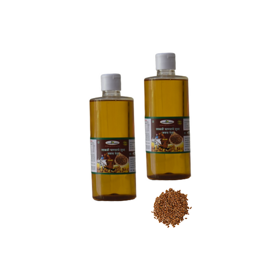 COLD PRESSED FLAXSEED OIL (1 L)