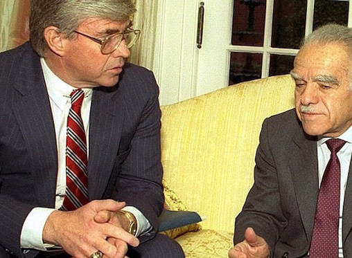 How Jack Kemp Championed Israel