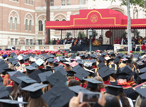 Jack Kemp to USC Graduates: We're Defined by our Beliefs, Not Bloodlines