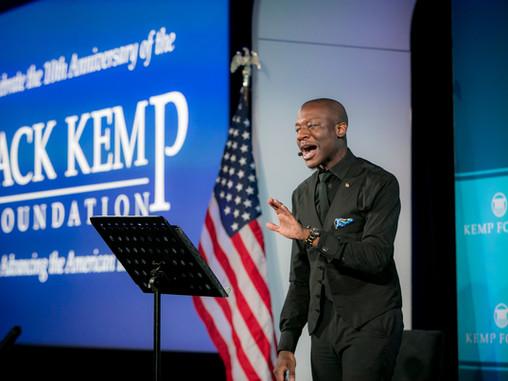 """Watch """"I'm a Kemp Republican"""""""