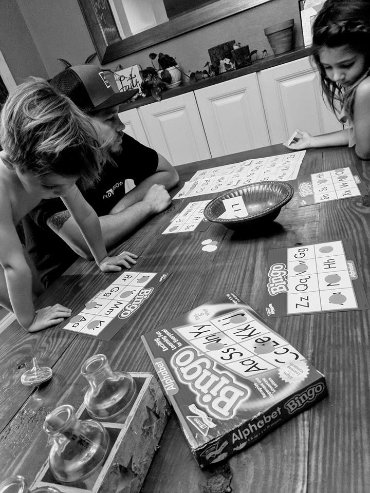 Family Game Nights...