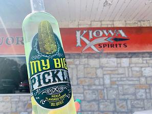 Find My Big Pickle Vodka