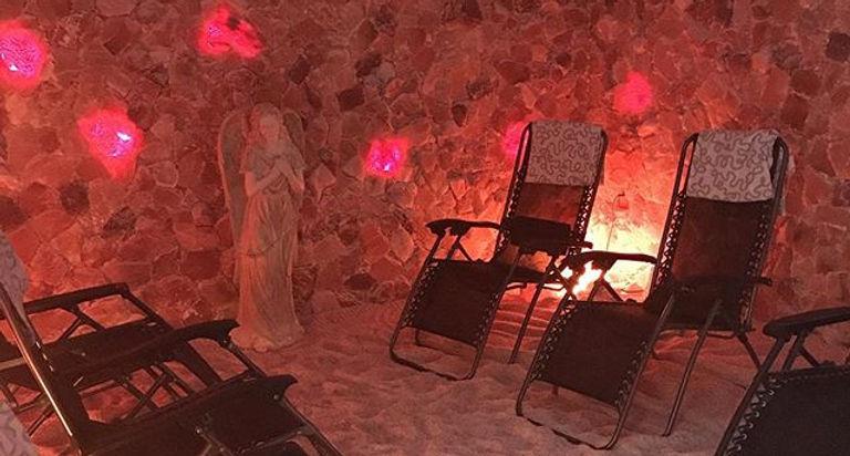 Port Jeff Salt Cave