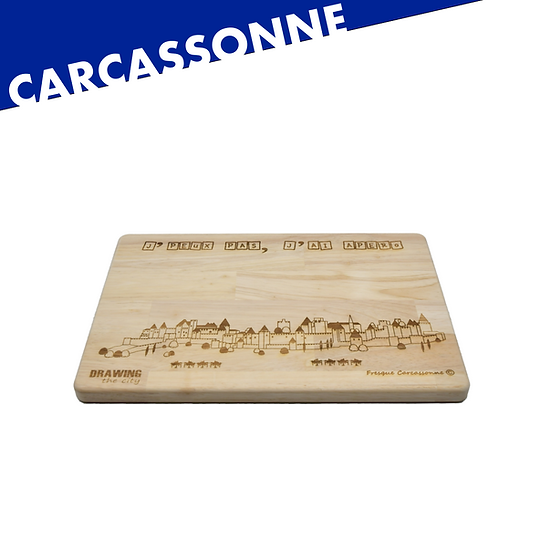 Carcassonne - grande planche apéro