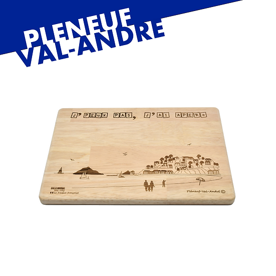 Pléneuf Val André - grande planche apéro
