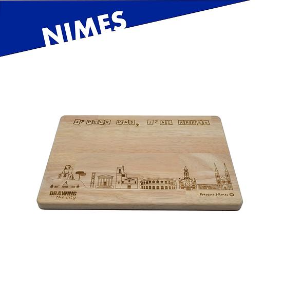 Nîmes - grande planche apéro