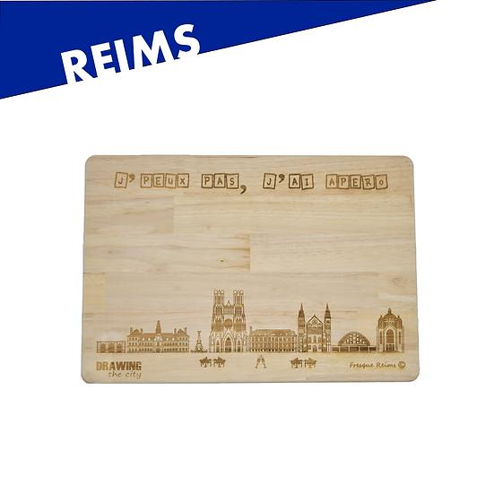 Reims - grande planche apéro