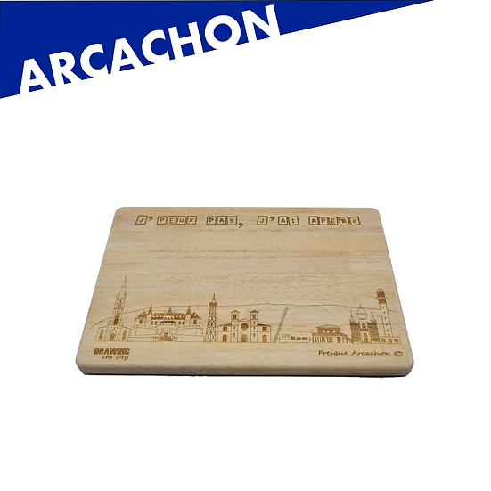 Arcachon - grande planche apéro