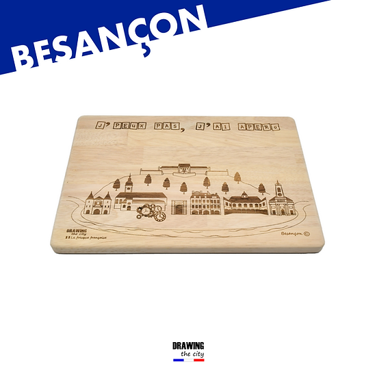 Besançon - grande planche apéro