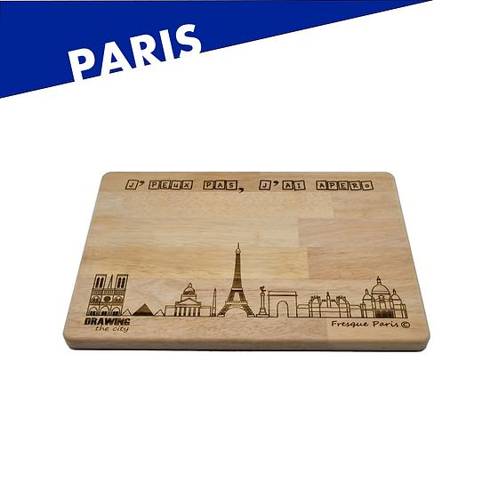 Paris - grande planche apéro