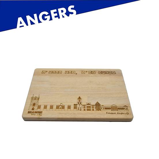 Angers - grande planche apéro