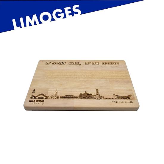 Limoges - grande planche apéro