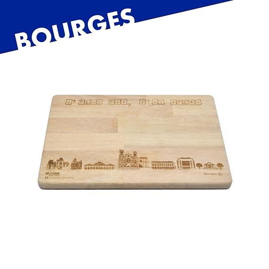 Bourges - grande planche apéro
