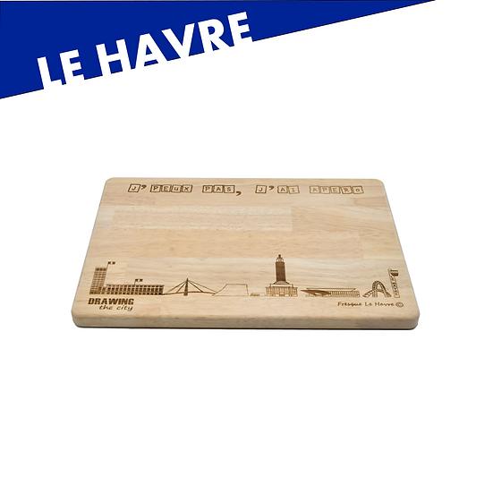 Le Havre - Grande planche apéro