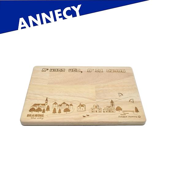 Annecy - Grande planche apéro
