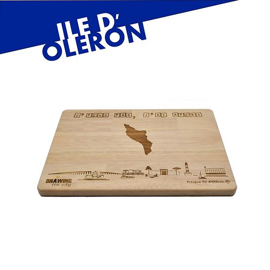Ile d'Oléron - grande planche apéro