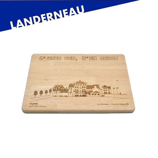 Landerneau - grande planche apéro