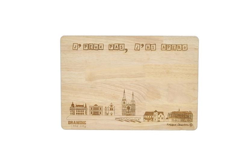 Chartres - grande planche apéro
