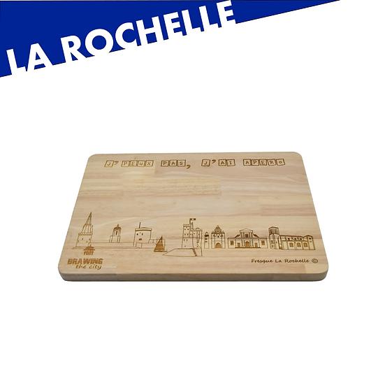 La Rochelle - grande planche apéro