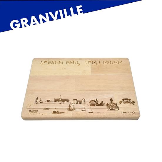 Granville - grande planche apéro