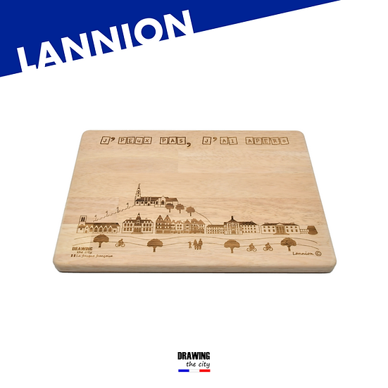 Lannion - grande planche apéro