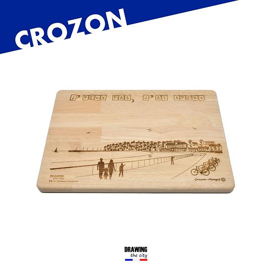 Crozon - grande planche apéro