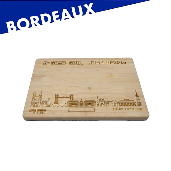Bordeaux - grande planche apéro