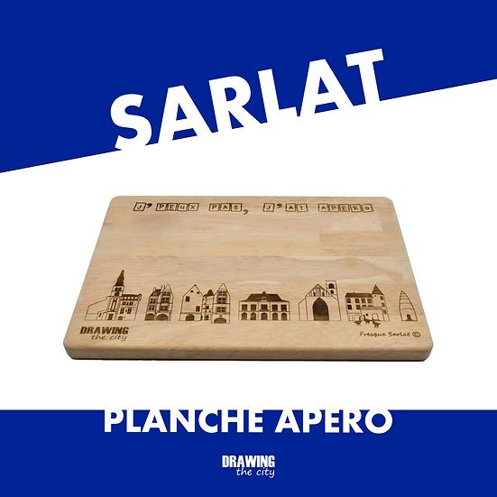 Sarlat - grande planche apéro