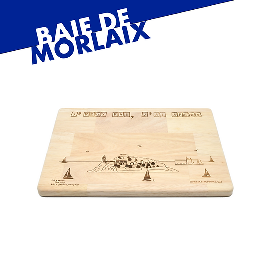 Baie de Morlaix - grande planche apéro