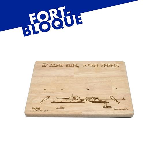 Fort-Bloqué - grande planche apéro