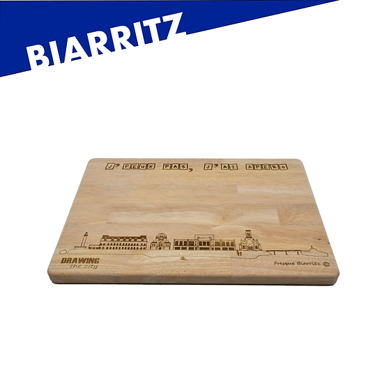 Biarritz - grande planche apéro