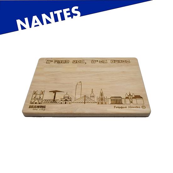 Nantes - grande planche apéro