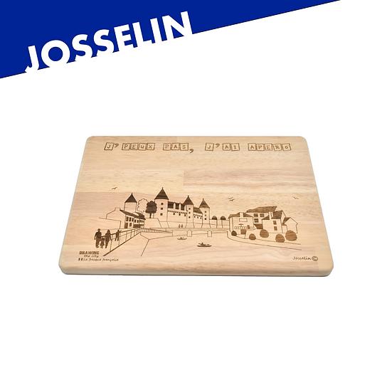 Josselin - grande planche apéro