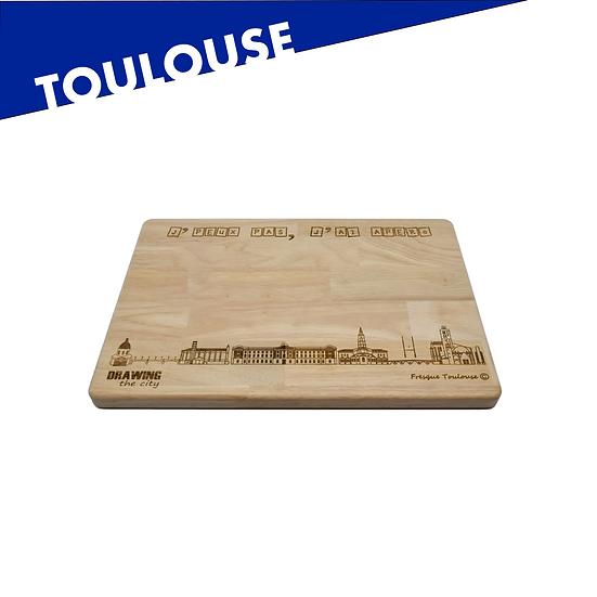 Toulouse - grande planche apéro