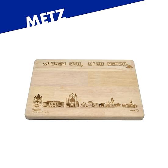 Metz - grande planche apéro