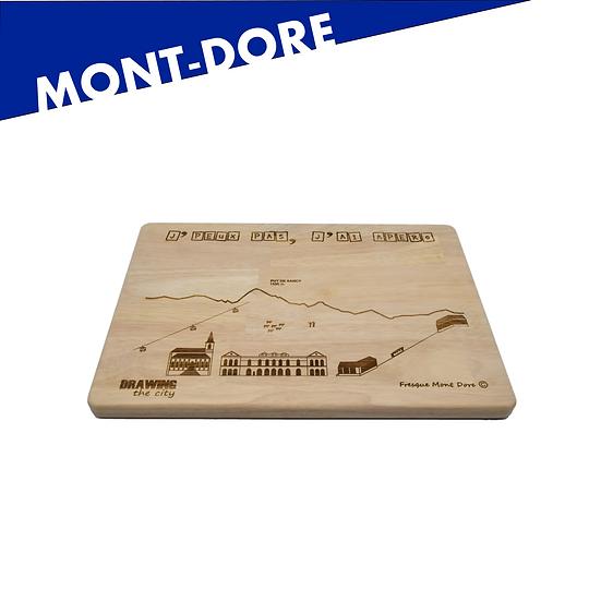 Mont-Dore - grande planche apéro